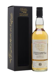 Imperial 1996 22 Years Old Single Malts Of Scotland Whisky 49.1% 70cl