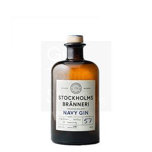 Stockholms Bränneri Navy Gin 50cl
