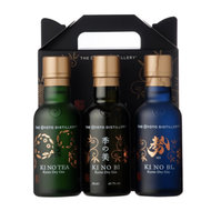 KI NO BI Kyoto Dry Gin Giftbox 3x20cl