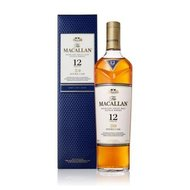 The Macallan 12 Years Double Cask Single Malt Whisky 40% 70cl