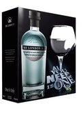 The London N°1 Gin 47% 70cl + glas Giftpack