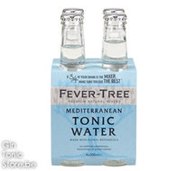 Fever Tree Mediterranean 4x20cl