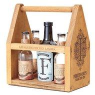 Ferdinand's Saar Gin 50cl Wooden Giftbox