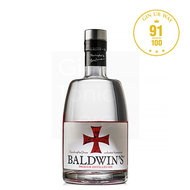 Baldwin's Premium Distilled Gin 50cl