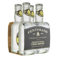 Fentimans Indian Tonic Water 4x200ml